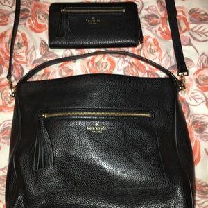 Kate Spade ♠️ purse/crossbody set